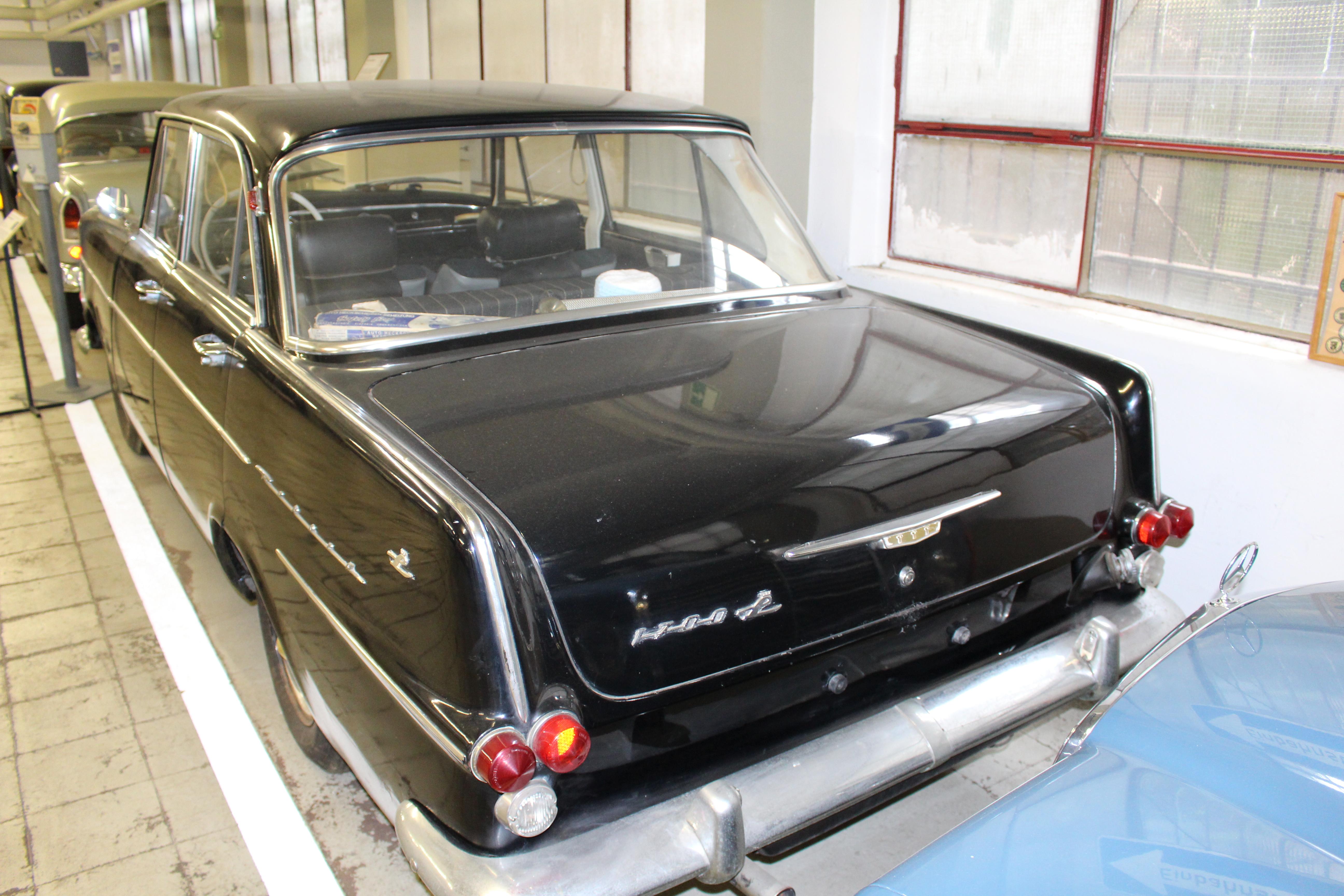 Opel Rekord P2 1700