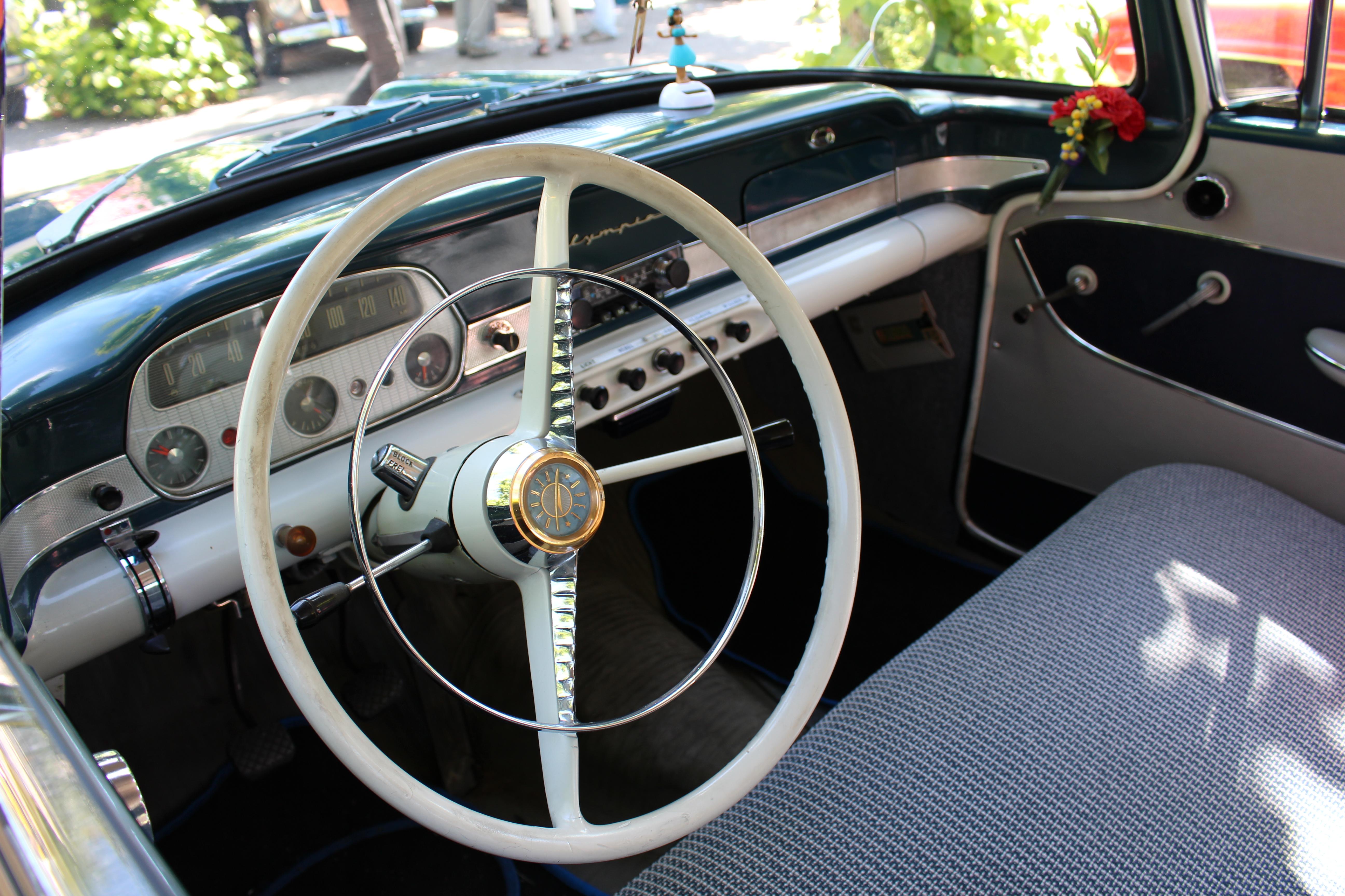 Opel Rekord P1 Armaturenbrett